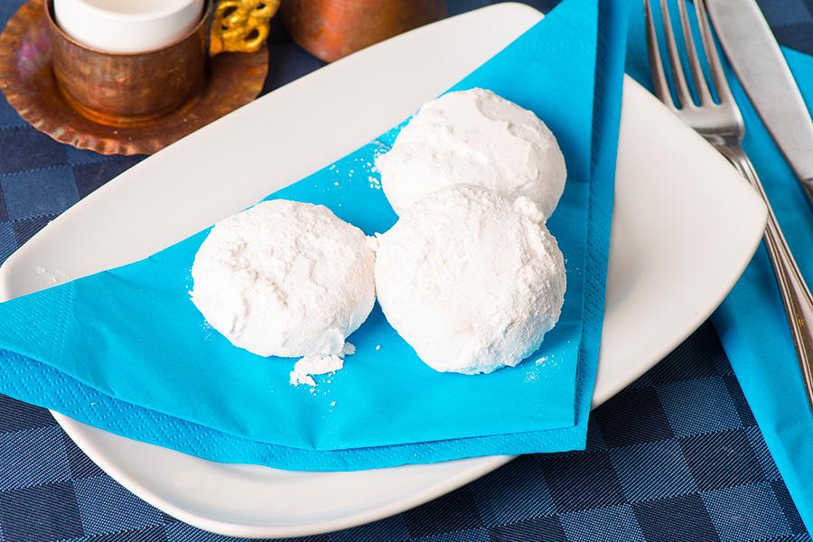 Kurabies Pasta Frolla con Mandorle