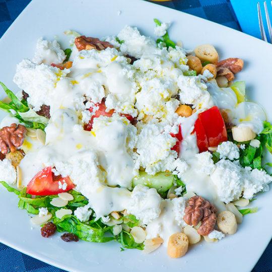 Messogiatiki Salata - Insalata Greca