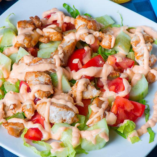 Salata Kotopulo